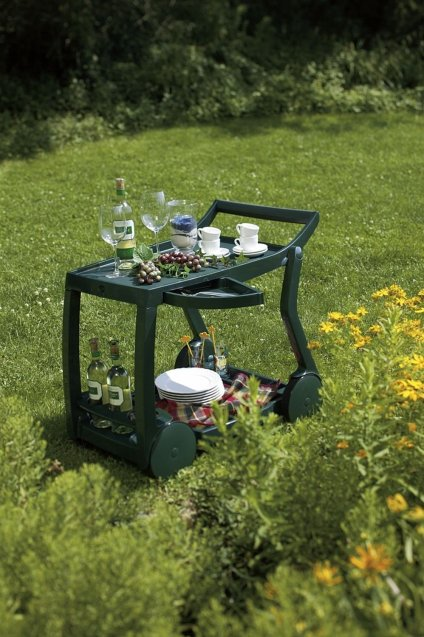 Best Galileo chariot de jardin